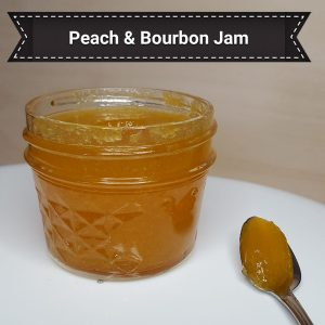 Peach and Burbon