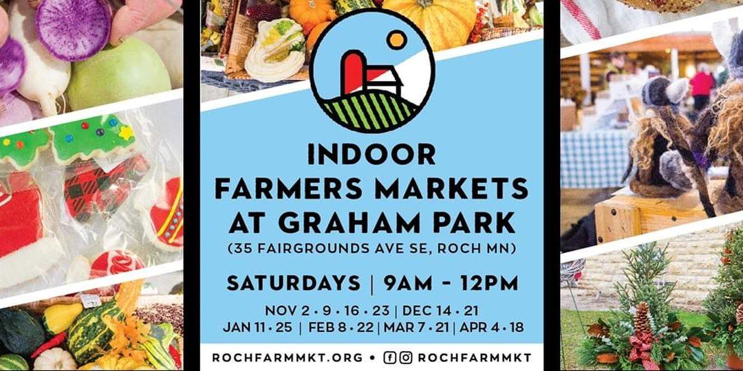Rochester Farmers Market Winter Schedule