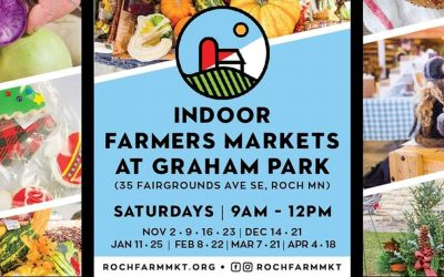 Rochester Farmers Market Winter Schedule